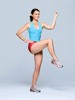 knee rotation