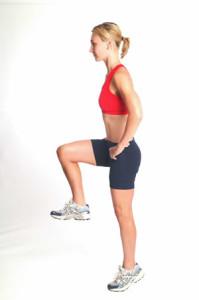knee raise