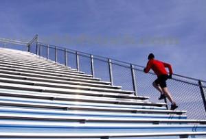 hip pain running