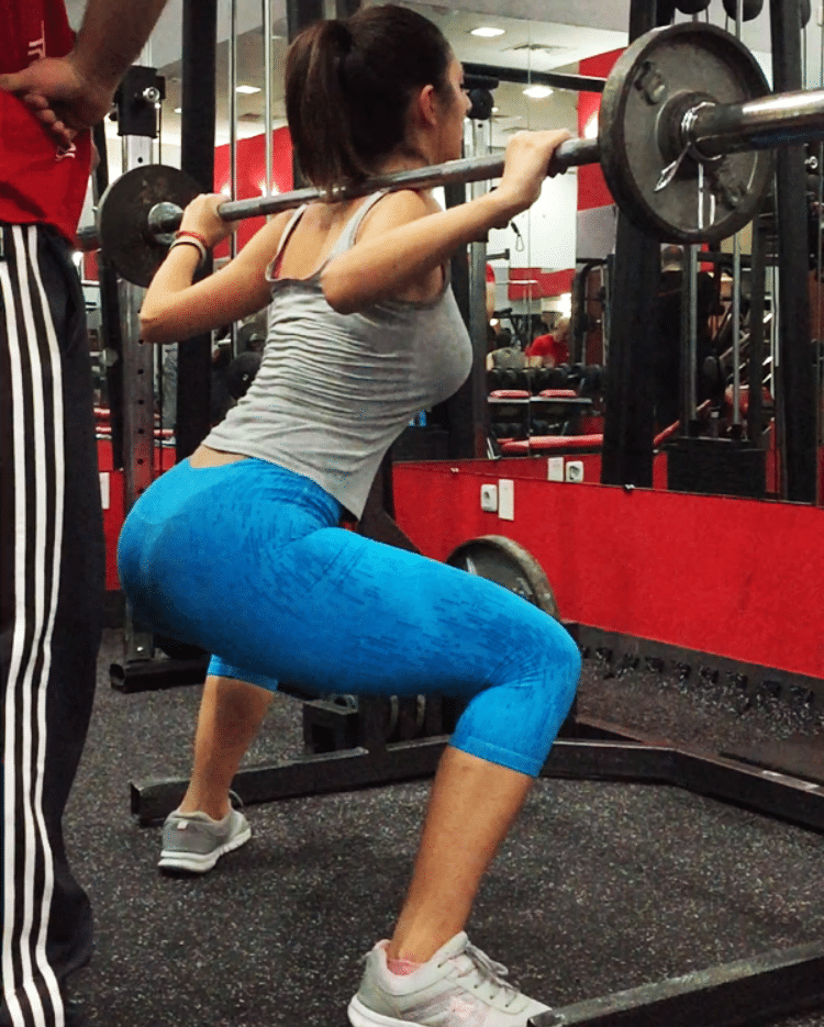 Hip Flexor Pain During Squats