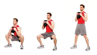 full body squat